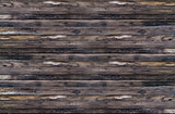 Background stacked stack of dark brown weathered boards