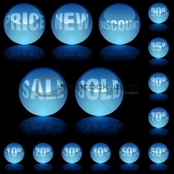 Aqua Glass Prices