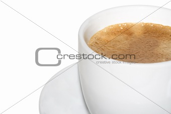 Close up coffe