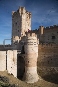 mota castle tower