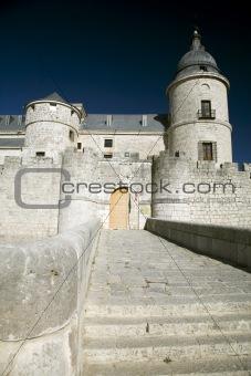 simancas castle front