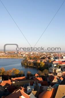 Czech Landscape Tabor