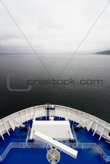 Cruise Ship Open Ocean