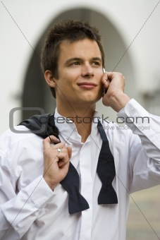 Black Tie Phone Call