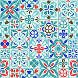 Vector Seamless Tile Pattern