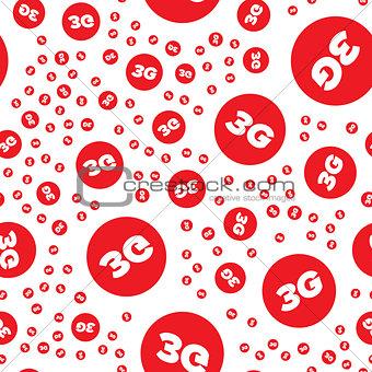 3G seamless pattern