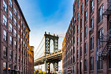 Manhattan Bridge Empire State
