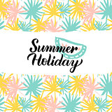 Summer Holiday Design