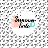 Summer Sale Postcard