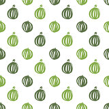 Watermelon Food Seamless Pattern