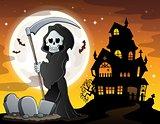 Grim reaper theme image 6