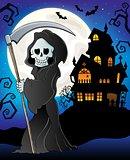Grim reaper theme image 7