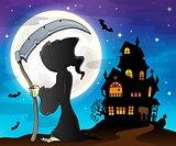 Grim reaper theme image 8