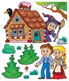 Hansel and Gretel theme set 1