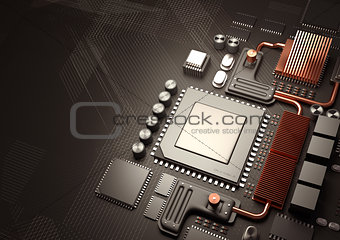 Modern Micro Circuits and technology