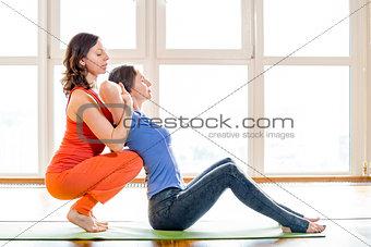 Thai massage element