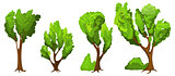 Vector trees set
