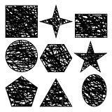 Geometry texture set