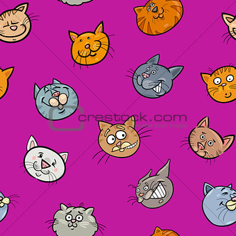 cartoon wallpaper with cats
