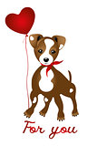 Jack Russell Illustration isolated