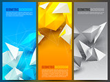 Geometric Backgrounds Collection