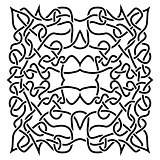 traditional vector celtic ornament