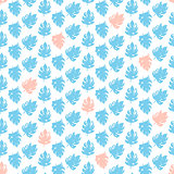 Tropical Natural Seamless Pattern