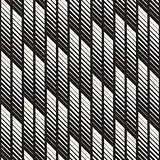 Line halftone gradient. Modern background design. Stylish geometric lattice.  Vector seamless pattern
