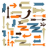 Arrow Set - Set of arrow designs in different styles