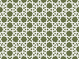Arabic pattern background - seamless  Persian ornament