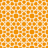 Seamless ornamental pattern in arabic style background - Persian
