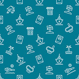 Travel Seamless pattern