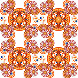 Vector colorful pattern