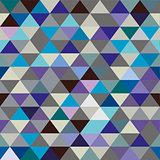 Triangle seamless texture