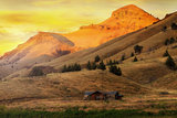 Home on the Range in Antelope Oregon