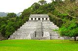 Temple of the Inscriptions, Palenque, Chiapas, Mexico