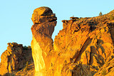 Monkey Face Pillar at Smith Rock
