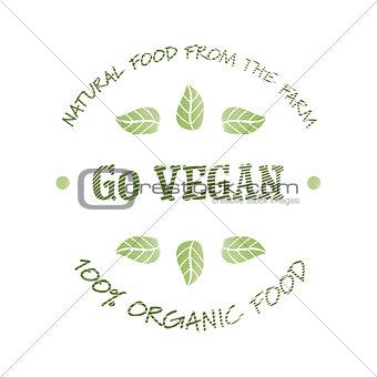 Go Vegan icon