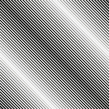 Seamless diagonal halftone background. Striped pattern.