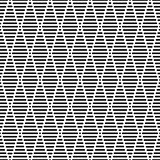 Seamless geometric pattern. Striped texture.