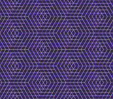 Seamless geometric pattern, hexagon abstract background, vector universal wallpaper