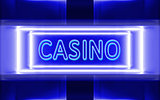 neon sign of casino