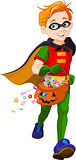 Halloween Super Boy