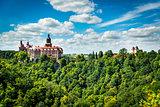 Beauty of Ksiaz Castle