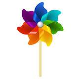Color Pinwheel