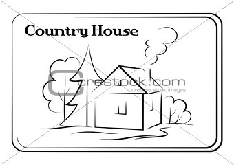 Country House, Pictogram