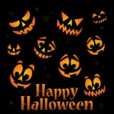 Happy Halloween sign thematic image 5