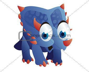 cute triceratops