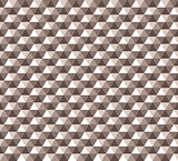 Seamless 3d pattern.