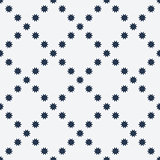Vector seamless pattern. Modern stylish texture